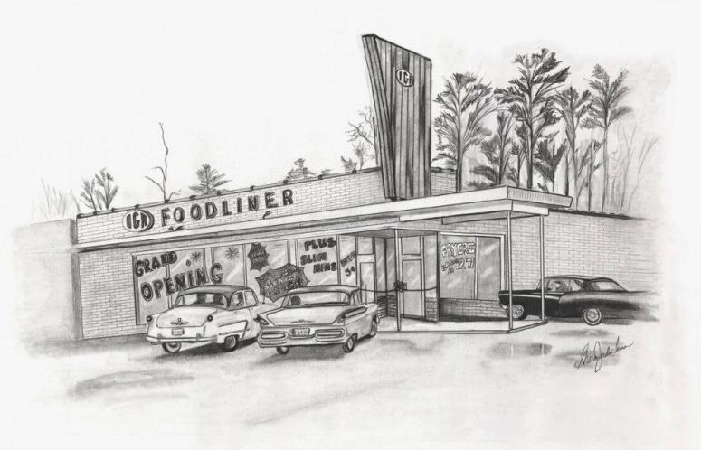 IGA Foodliner